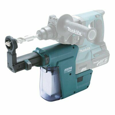 Makita Dx01 Efficient Hepa Vacuum Powered Drill Attachment