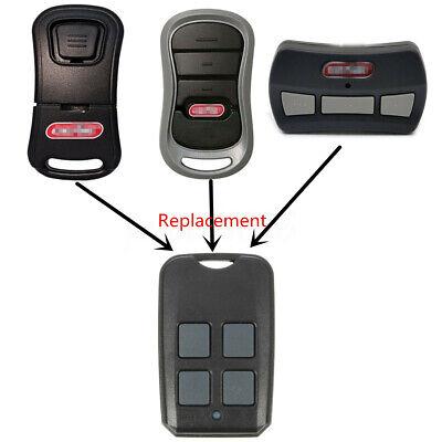 315 390 mhz garage door gate remote
