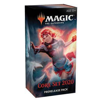 Magic the Gathering Magic 2020 M20 Pre-release Kit Sealed - Magic Kit