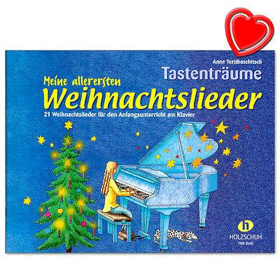 Meine allerersten Weihnachtslieder - Noten für Klavier - VHR3540 - 9783920470245