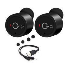 Mini Twins True Wireless Bluetooth Stereo Headset Headphones Dual In-ear Earbuds