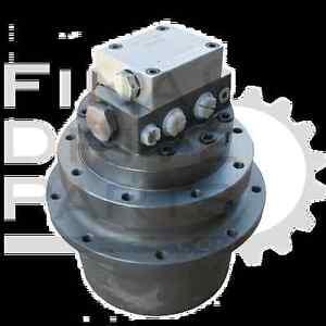 Bobcat 331 9 bolt final drive new travel motor for Bobcat drive motor parts