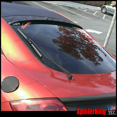 - Mitsubishi Eclipse 2006-2012 (4G) 284R Rear Roof Spoiler Window Wing