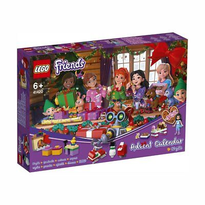 LEGO Friends Advent Calendar - 41420 Playset Toy Xmas Gift For Kid's R1