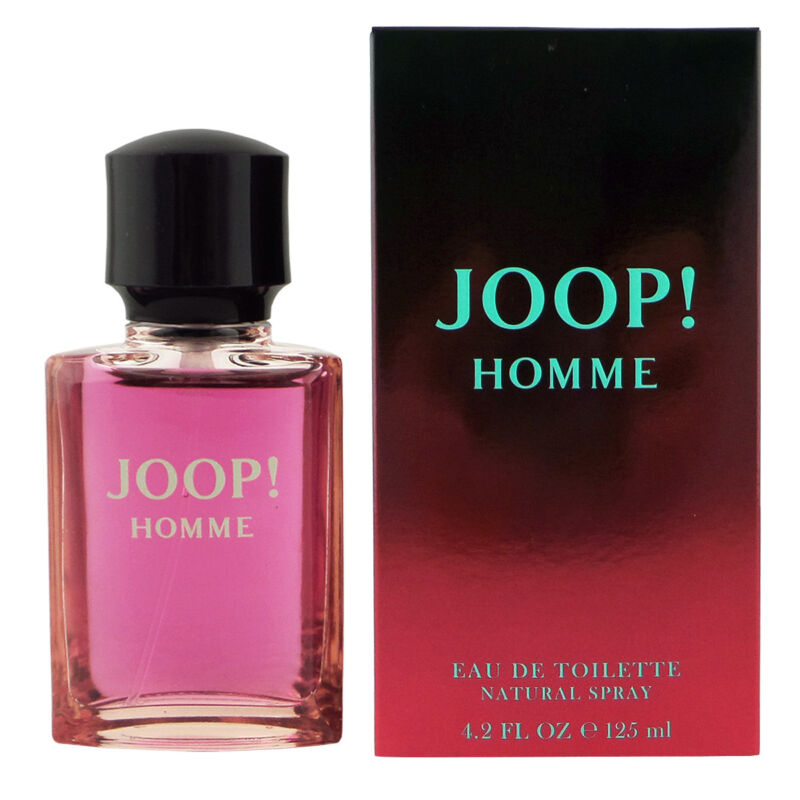 JOOP Homme Eau De Toilette EDT 125 ml (man)