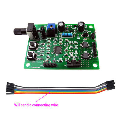 Multi-function 5-12v 2-phase 4-wire Micro Stepper Motor Controller Driver Module