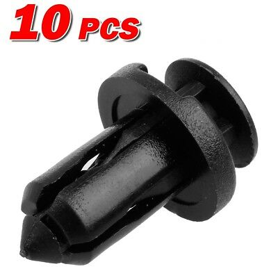 10pcs Fender Liner Fastener Rivet Push Clips Retainer for Infiniti EX35 EX37