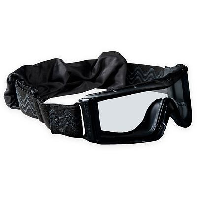 Bolle Tactical X810 Ballistic Military Police Safety Airsoft Goggles Clear Lens