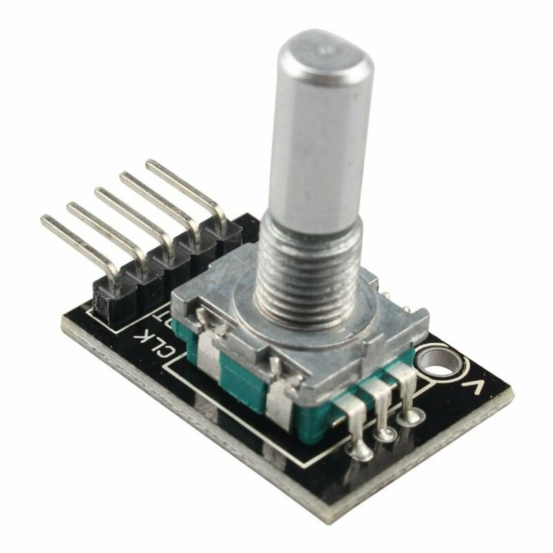 KY-040 Rotary Encoder Brick Sensor Module Development for Arduino AVR PIC