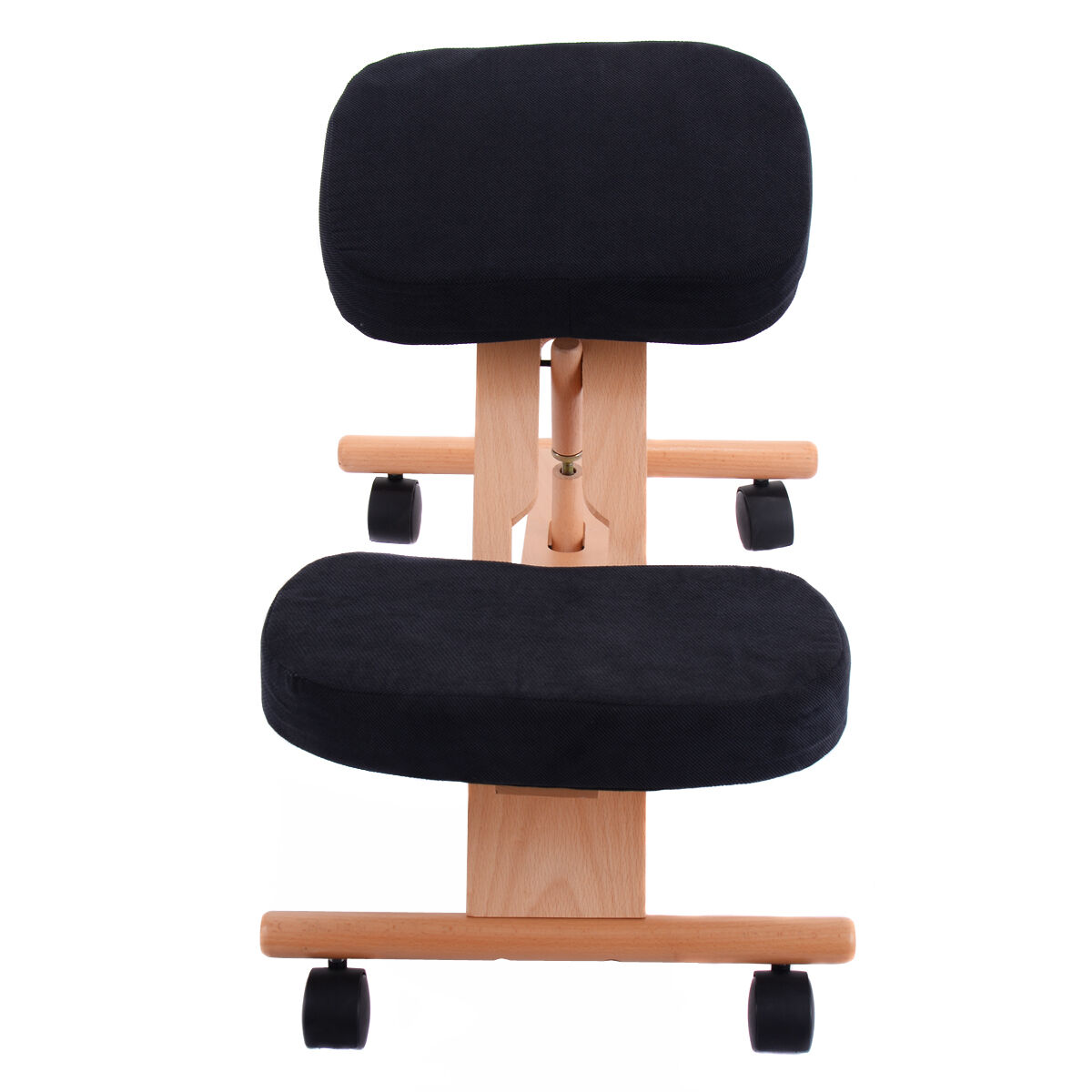 Wooden Kneeling Chair Orthopaedic Stool Ergonomic Posture