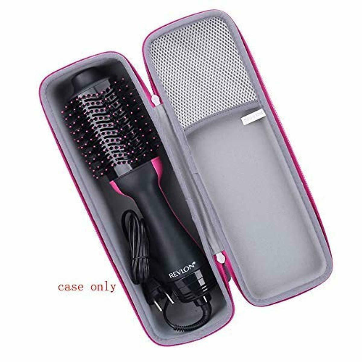 Aenllosi Hard Travel Case for Revlon One-Step Hair Dryer & V