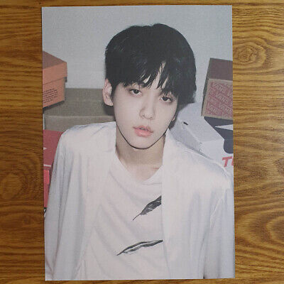 Soobin Official Postcard TXT The Chaos Chapter : Freeze Genuine Kpop