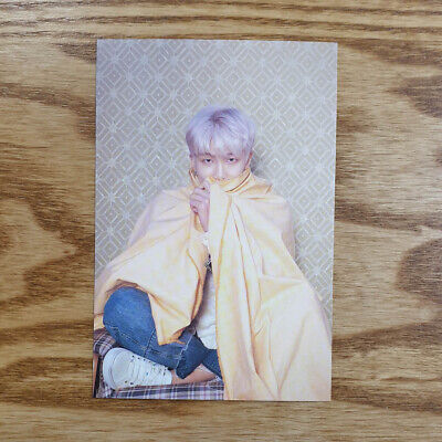 RM Official Postcard BTS Map Of The Soul : Persona Genuine Kpop