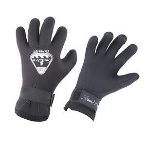 Scuba-Dive-Gloves-5mm-SupraTex-Palm-Diving-GLOVES-Snorkeling-Lobster-Swim-Surf