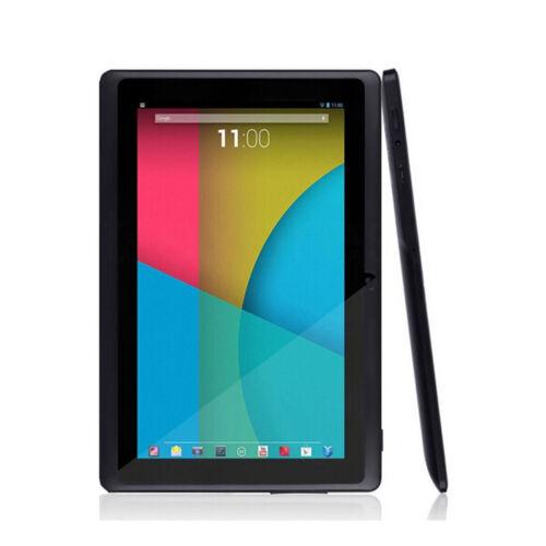 7inch Quad Core Tablet Android 4.4 KitKat ROM WIFI Dual Camera Flashlight Q88 BL
