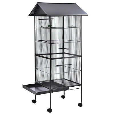 Parrot Bird Finch Cage 61