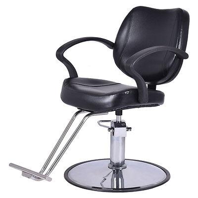 Classic Hydraulic Barber Chair Salon Beauty Spa Shampoo H...
