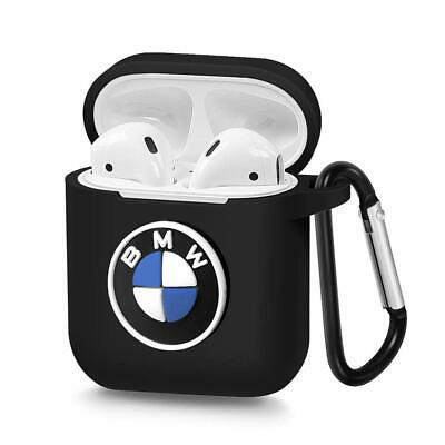 *Brand NEW* BMW *High Quality* Soft Silicone Case for Airpods 1&2 G High Quality Soft Silicone