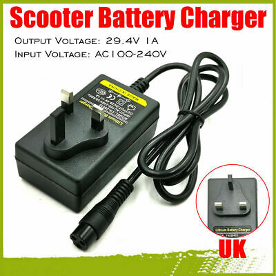 24V Battery Charger For Razor e150 e100 e125 Trikke E2 X-Treme Electric Scooter