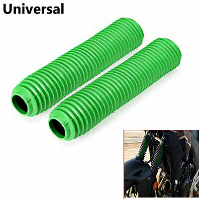 360MM Fork Dust Covers Gaiters Boots Shock Rubber For Motorcycle Dirt Bike - Hunter Boot Covers