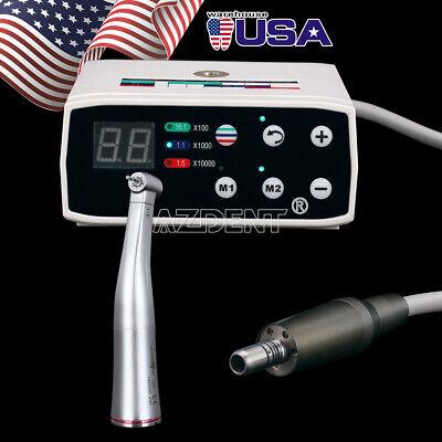 Nsk Style Dental Led Brushless Electric Micro Motor 15 Increasing Handpiece