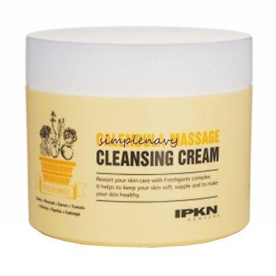 IPKN Calendula Massage Cleansing Cream 300ml