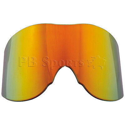 Empire Vents Mirror - Empire Vents Antifog replacement Thermal Lens - Fire Mirror tinted for paintball