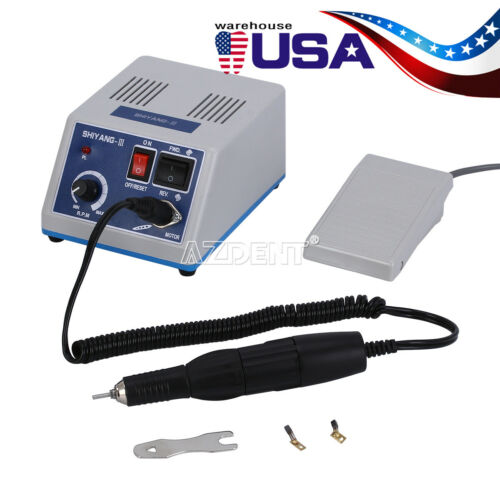 Dental Lab Marathon Micromotor N3 Micro Motor Polishing & 35K RPM Handpiece
