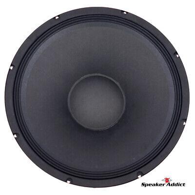 Usado, Peavey 18 inch Neo Magnet 800watt 8ohm pro audio DJ subwoofer bocina Lightweight segunda mano  Embacar hacia Mexico