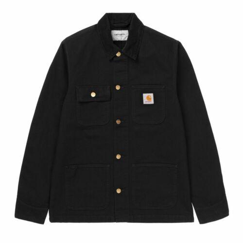 Carhartt WIP Michigan Coat Jacke schwarz