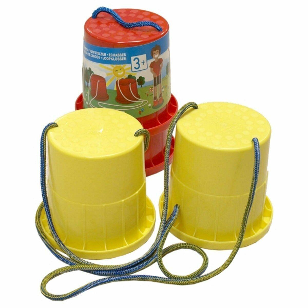 1 Paar Topfstelzen für Kinder 50 Kg belastbarkeit ab 3 Jahren