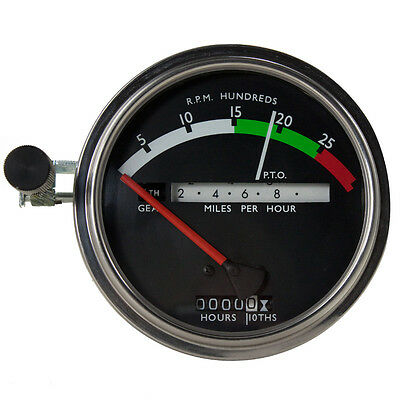 John Deere New Red Needle Tachometer 4020 3010 4320 4000 4620 5020 Syncro Range