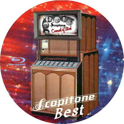 Blu-ray Scopitone BEST Classics music video from 16mm film collection