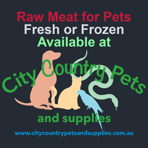 Raw Meat for Pets! Pricing in info. Jamisontown Penrith Area Preview