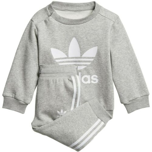 ADIDAS BABY & TODDLER TREFOIL CREW DL8637