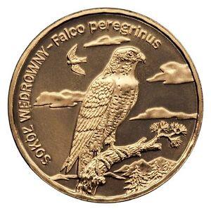 Poland 2 złote 2008 Sokół Wędrowny ( FALCON BIRD ) UNC. Nordic Gold - <span itemprop='availableAtOrFrom'>Kramsk, Polska</span> - Poland 2 złote 2008 Sokół Wędrowny ( FALCON BIRD ) UNC. Nordic Gold - Kramsk, Polska