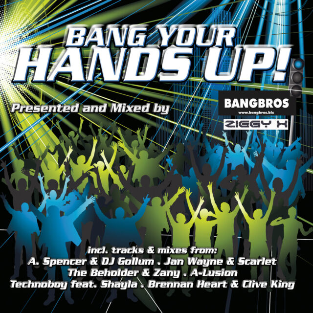 CD Bang Your Hands Up von Various Artists 2CDs