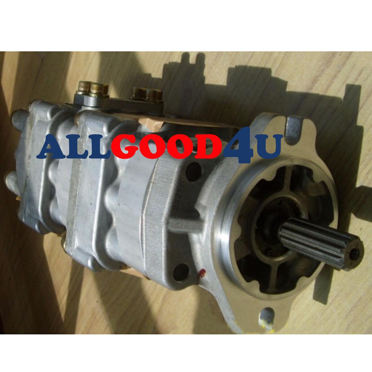 Details about Hydraulic Pump 705-41-08010 Fits For Komatsu Excavator PC40-6
