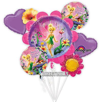 Disney Tinkerbell Authentic Licensed Foil / Mylar Balloon - Tinkerbell Balloon