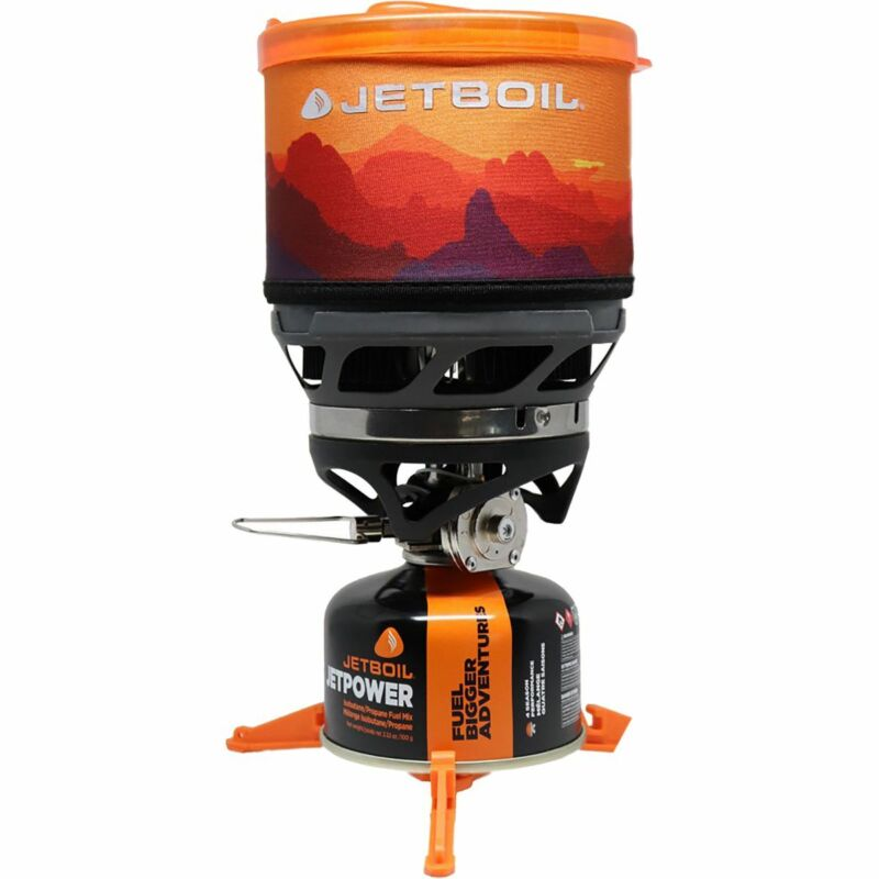 Jetboil MiniMo Stove Sunset One Size