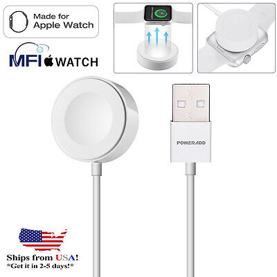 (1m) Magnetic Charger Charging Cable for iWatch 38mm/42mm Apple Watch Series 1/2