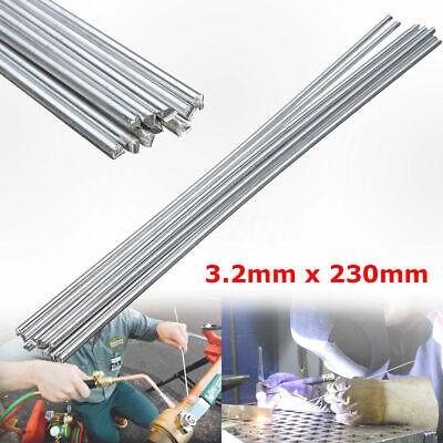 10pcs 3.2x230mm Low Temperature Aluminium Welding Soldering Brazing Repair Rods