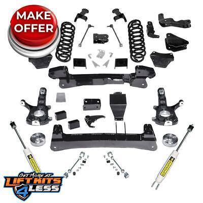 """Superlift K123 6"""" Suspension Lift Kit for 2000-2006 Chevrolet Suburban 1500"""
