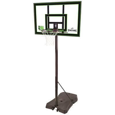 Spalding NBA Highlight Acrílico Portátil Baloncesto Korbanlage