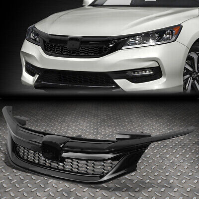 Honda Accord Front Hood (FOR 16-17 HONDA ACCORD SEDAN SPORT STYLE FRONT BUMPER UPPER HOOD GRILLE)