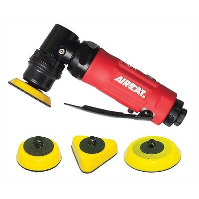 AIRCAT 6320 Mini Air Orbital Spot Sander & Polisher