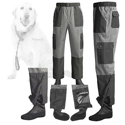 Ronny All Weather Rugged Riding Pants Waterproof-Seam Sealed Men Large