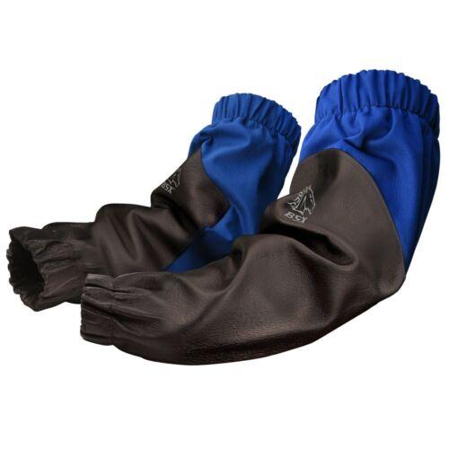"Revco Black Stallion BSX 19"" FR Cotton & Leather Hybrid Sleeves (BX-19P)"
