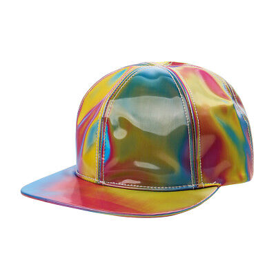 Back to the Future - Marty McFly Hat Replica Baseball  Colour Shifter Cap Hat - Marty Mcfly Clothes