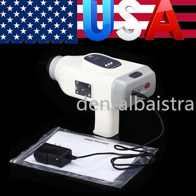 Portable Dental Digital X-ray Machine Frequency 30 Khz Green X Ray Sale